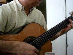A voz do morro,  obra-prima de Zé Kéti traduzida num belo solo instrumental de violão executado por violonista pernambucano nao nominado | Video postado no YouTube por DenysSyned