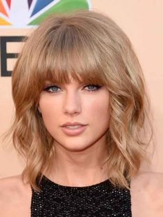 Layered Hairstyles For Medium Length Hair With Bangs