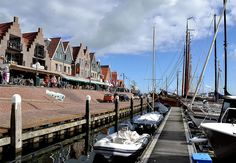 Quaint little place called Volendam. If there, ask anyone about Jantje Smit. Red Light District, Wooden Clogs, Tulips, Explore, Places, Tulip, Lugares, Exploring