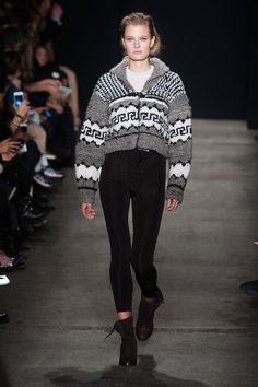 19 Fair Isle and Argyle Sweaters Straight from the Fall Runways -theFashionSpot