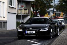Audi R8 - #WantAnR8