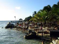 The Flying Fishbone, Aruba.  AMAZING restaurant we ate at our last night in Aruba!
