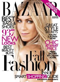 Rachel Zoe in Harpers Bazaar
