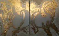 War Horse of Gold, I & II