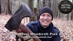 Still My Dream Bushcraft Axe? The Council Tool Woodcraft Pack Axe After ...