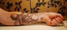 65+ Attractive Octopus Tattoo Designs & Meaning - Media Democracy