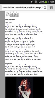 Download piano chords lyrics sheet music to god only knows for Mercedes benz lyrics