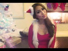 ▶ MODEL TIPS: DIY Mini Santa Hat - YouTube