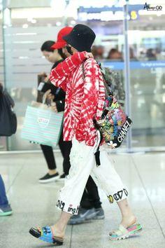 High End Fashion, Dark Fashion, Kpop Fashion, Fashion Outfits, Airport Fashion, Tomboy Fashion, Japan Fashion, G Dragon Fashion, Bigbang G Dragon