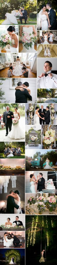 #EnzoaniRealBride Jayme and Adam's romantic wedding! | Lin and Jirsa Photography | XAAZA Style