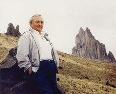 Tony Hillerman: An Open Book - New Mexico Magazine