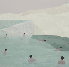 Illustrations by Jon Koko, living and working in Malmö, Sweden. More images below.           Jon Koko's Website