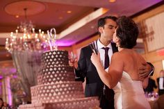 Real Wedding: Nikoletta & Ayan: A melding of cultures meant double the festivities for this Alexandria duo.