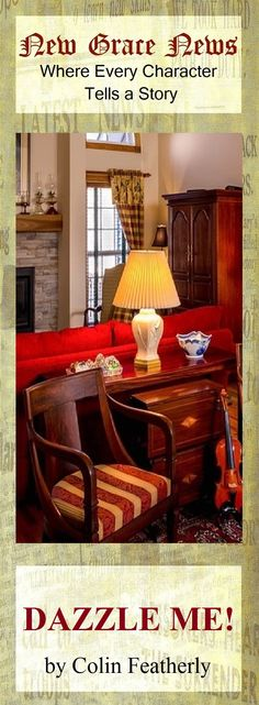 If you are in the market for creating something new out of something old, have an eclectic style, need a change or just love antiques you must put Luxe Vistas 295 on your To-Do list.  Fresh ideas and maximum use of space infused with charm, efficiency and not the same old things ...