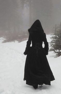 Find stunning Goth jackets for winter here