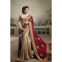 New Bridal Designer Saree Indian Ethnic Wedding Sari Pakistani Bollywood Saree Bollywood Designer Sarees, Bollywood Saree, Bollywood Bridal, Traditional Wedding Dresses, Traditional Outfits, Indian Dresses, Indian Outfits, Pakistani Dresses, Moda Indiana