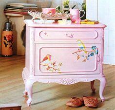 Painted Furniture Creative IdeasModern Home Interior Design