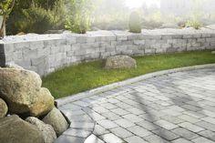 Sidewalk, Garden, Modern, Wall, Lawn And Garden, Sidewalks, Gardens, Outdoor, Pavement