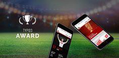 #typo3 #award Auszeichnung für FC-Homepage 1. FC Köln #fckoeln #effzeh