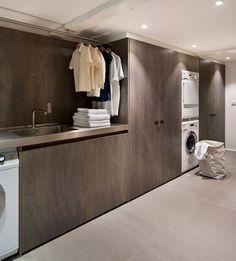 7 Wäsche Raumgestaltung Ideen Zum Einbauen In Ihre Eigene Wäsche / /  Neutrale Farbpalette Mit Naturelementen