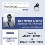 Libris Brasov - Lansare de carte DAN MIRCEA CIPARIU