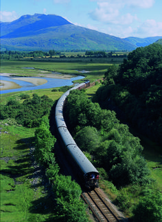Royal Scotsman Highland Tour... by train.  There is simply no better way to experience the drama and wild beauty of Scotland than aboard the Royal Scotsman luxury train.