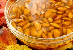good information on soaking nuts