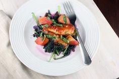 Win some BELA sardines! (also, a recipe for Sardine and Wilted Mustard Greens Salad - #glutenfree, #dairyfree)