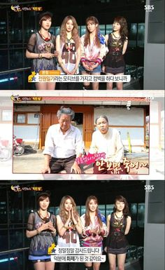 T-ara N4 confess they begged Choi Bul Am and Kim Soo Mi to appear in their MV
