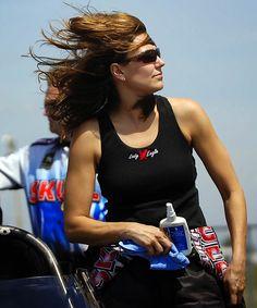 Melanie Troxel, NHRA top Fuel Race Driver. Female Race Car Driver, Car And Driver, Nitro Methane, Nhra Drag Racing, Auto Racing, Drag Bike, Top Fuel, And So It Begins