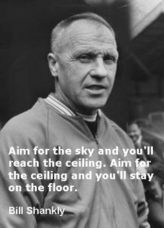 Bill Shankly Quotes