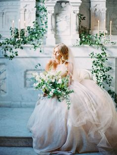 Romantic wedding day feels: http://www.stylemepretty.com/2017/04/03/the-playbook-for-adding-all-out-romance-to-your-wedding-day/ Photography: Valentina Glidden - http://valentinaglidden.com/