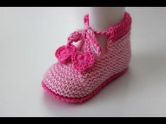 Baby Booties Knitting Pattern, Knitted Baby Clothes, Crochet Baby Shoes, Crochet Slippers, Baby Knitting Patterns, Hand Knitting, Knit Crochet, Baby Cocoon Pattern, Viking Tattoo Design