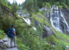 Sixt Fer à Cheval - Cascades de la Pleureuse et de la Sauffaz