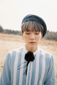Yoongi BTS young forever Day concept photos (Gucci s/s 16)