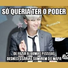 Read Rap Monster [BTS] from the story 🅚🅟🅞🅟 🅘🅜🅐🅖🅘🅝🅔🅢 Bts Memes, Bts Meme Faces, Funny Memes, Bts Taehyung, Bts Bangtan Boy, Bts Boys, Jimin, Foto Bts, Bts Photo