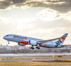 Jet Star Boeing 787 #Boeing787 #Dreamliner