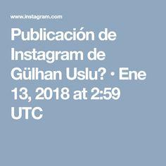 Publicación de Instagram de Gülhan Uslu🍀 • Ene 13, 2018 at 2:59 UTC