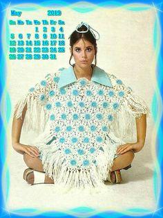 1972 Deirdra Wig Seventies Fashion Années 70