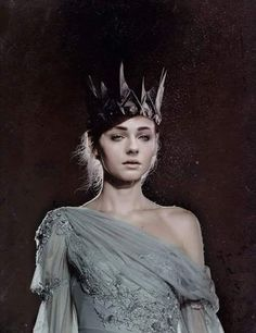 La reina del norte.