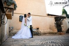 A beautiful wedding at Avianto wedding venue by professional wedding photographers André and Lida de Beer for Chanel and Marcio. Lace Wedding, Wedding Dresses, Tie The Knots, Wedding Venues, Chanel, Beautiful, Fashion, Bride Dresses, Tying The Knots