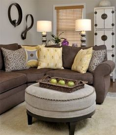 chaise for small living room decorating