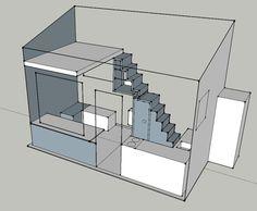 tiny house, tiny house - basic DIY plans for a tiny house on a trailer. Build this tiny home for around $5,800