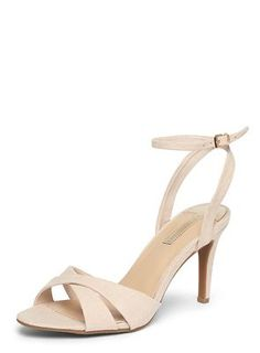 8a9b957d0d456 Dorothy Perkins Nude  sahar  cross over sandals
