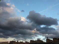 Paris / weird weather