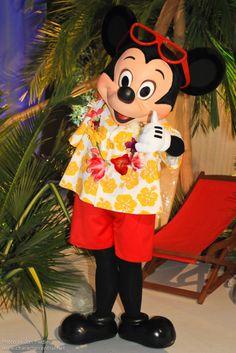 DLP June 2011 - Stitch's Hawaiian Paradise Party