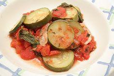 Spinach Zucchini Casserole