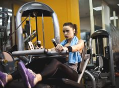 Here's Why You Don't Need To Use The Weight Machines At The Gym