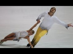 World and Opympic Champions T. Volosozhar & M. Trankov at 2013 ISU Grand Prix of Figure Skating.  The best ever score in Pair Skating. Published on Dec 8, 2013