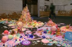 Stunning Candy Landscapes